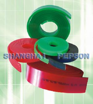 polyurethane squeegees screen printing