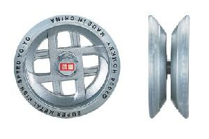 yoyo die casting body ball bearing soft rings patent