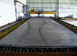 cnc steel plate cutter