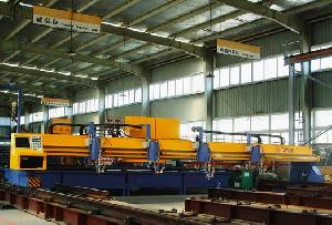 flame plasma cutting machinery