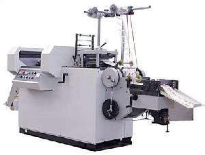 4color label printing machine