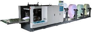 computer paper punching folding machine