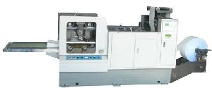 precise computer paper punching folding machine