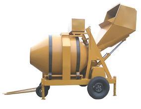 500litre concrete mixer hydraulic tipping hopper diesel