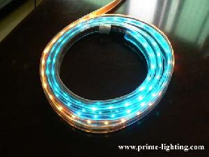 ip65 silicon tube waterproof programmable rgb led flexible strip lights dc5v 83 lig