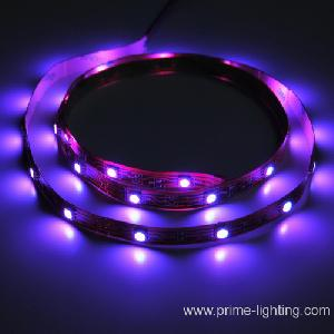rgb led adhesive strips ribbon
