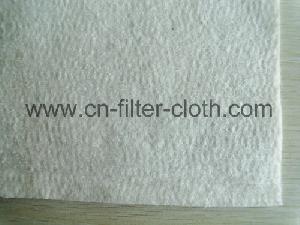 glass fiber needle punched felt filter