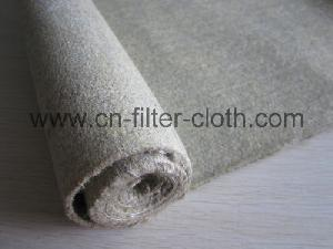 fms needle punched felt filter