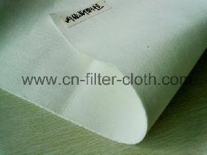 polypropylene needle punched felt filter