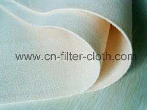 pps temperature resistant anti acid alkali needle punched felt filter