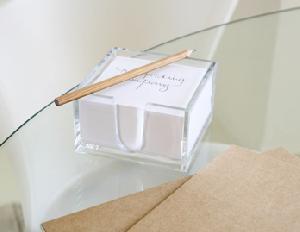 notepad holder