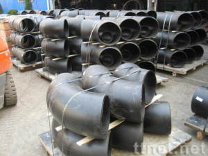 carbon steel alloy seamless butt weld pipe fittings astm a234 gr wpb ansi b16 9