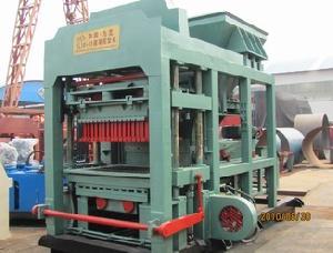 cement block machinery