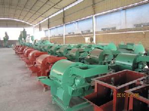 engery saving wood powder machine