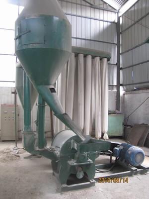 wood flour machine powder grinding