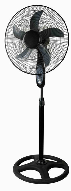 oscillation floor stand fan