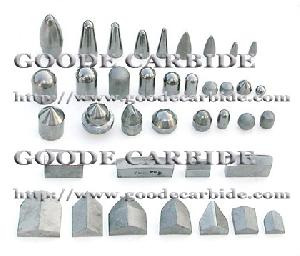 tungsten carbide mining bits tools