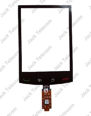 blackberry 9700 touch screen front