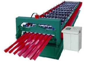 roll forming machine glazed tile
