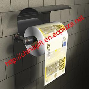 200 euro toilet paper roll