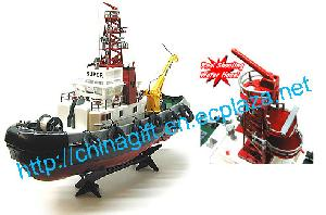 rtr seaport tug boat rc 1 10th scale