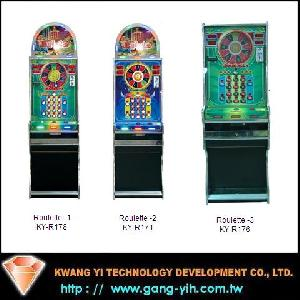 roulette machine 1 2 3 ky r178 r171 r176