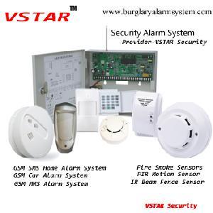 casa vstar sistema de alarma seguridad