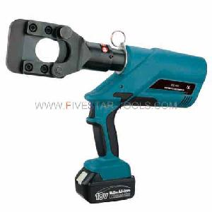 ez 45 battery powered hydraulic cable cutter manufacturer fivestar tools