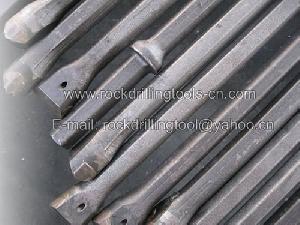chisel integral rod