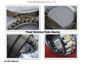 thrust spherical roller bearings hydraulic grabs thb