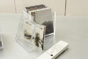 acrylic cd box