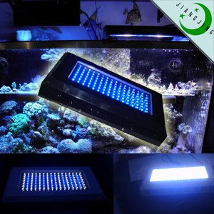 120w aquarium led lighting fish coral tank