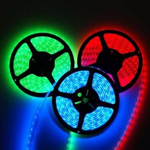 rgb led flexible strip light 3528 waterproof