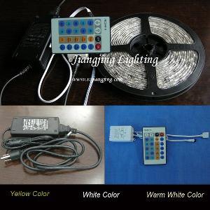 smd5050 green flexible led strip light