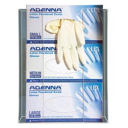 acrylic glove box holder