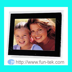 15inch digital photo frame picture dpf electronic album recycle panel
