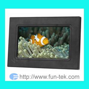 7 tft definition lcd digital photo frame cheertek solution sd mmc ms speaker tv