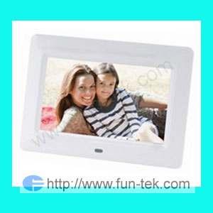 7inch tft lcd digital photo frame picture dpf electronic album sd mmc cards usb jpeg