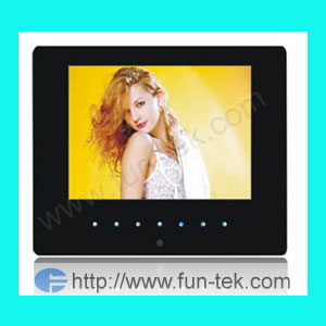 8 0inch multi digital photo frame dpf electronic album fun tek technology
