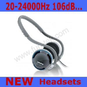 stereo headphone headset earphone skype voip pc laptop lifechat