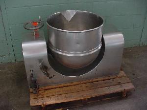 hemispherical bottom kettle
