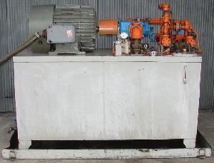 hydraulic power