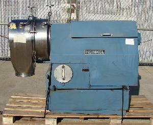 inverting filter centrifuge