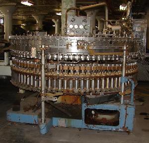 liquid pressure filler