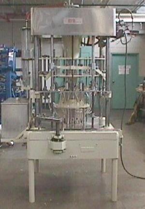 liquid vacuum filler
