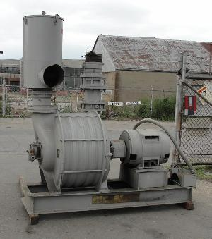 multistage centrifugal blower