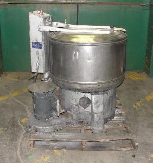 perforated basket centrifuge