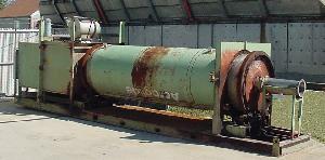 rotary steam tube dryer