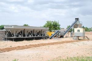 soil stabilisation plant