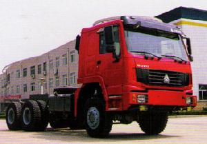 tractor howo truck